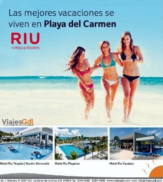 Riu Playa del Carmen